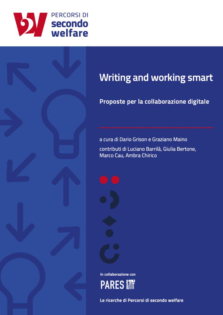 Copertina Writing and working smart